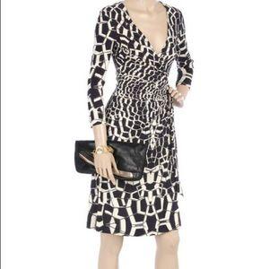 DVF Diana Wrap Dress